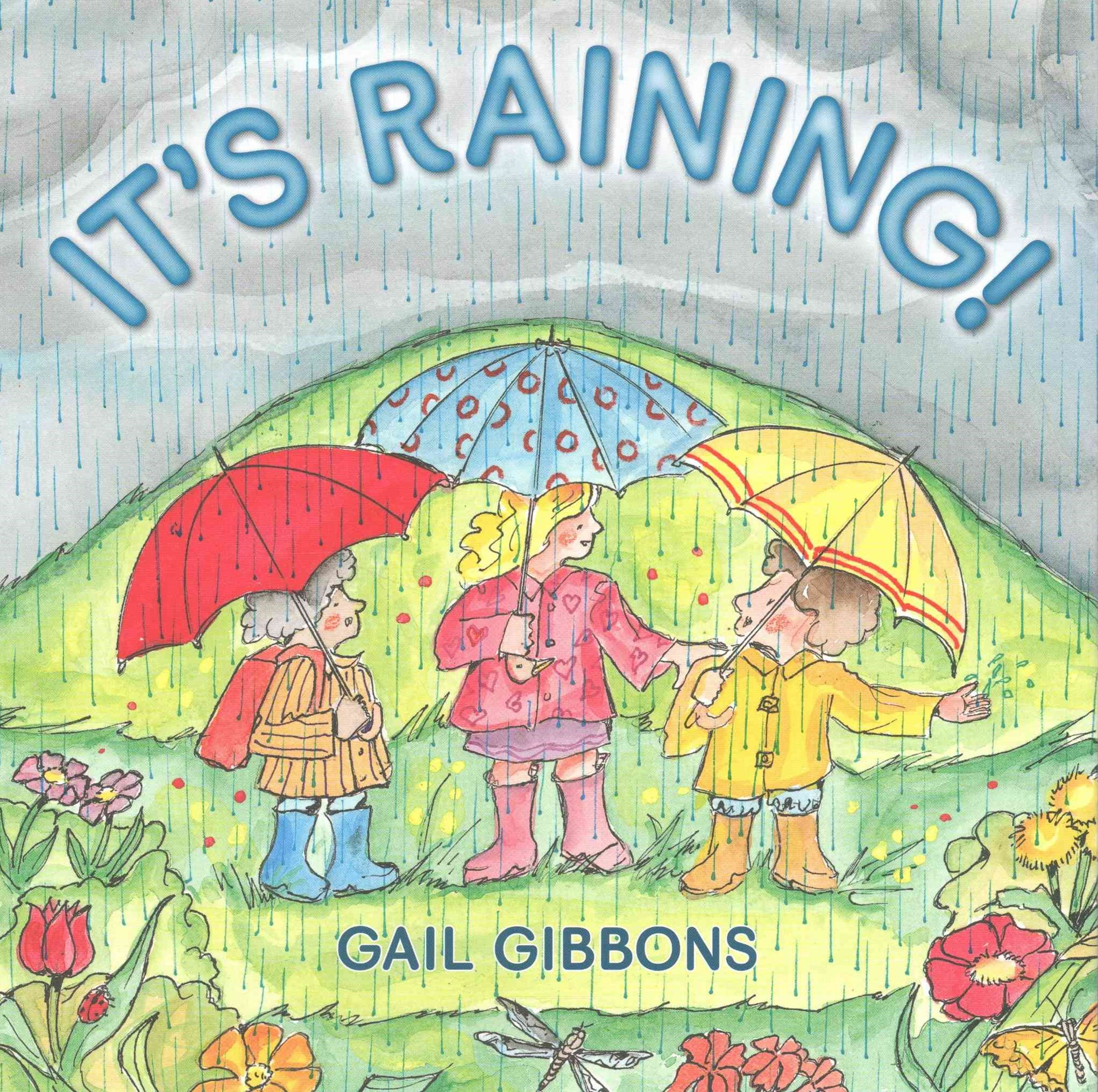 It's Raining! (1 Hardcover/1 CD)