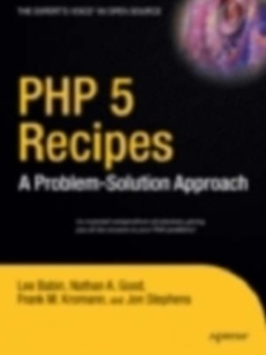 (ebook) PHP 5 Recipes