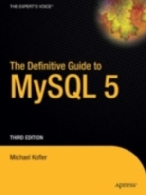 Definitive Guide to MySQL 5
