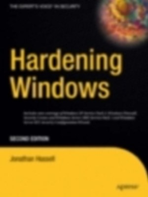 (ebook) Hardening Windows