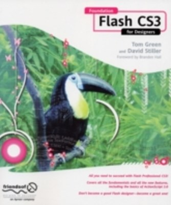 Foundation Flash CS3 for Designers