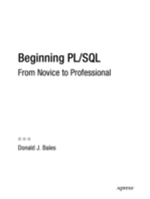 (ebook) Beginning PL/SQL