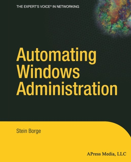 (ebook) Automating Windows Administration