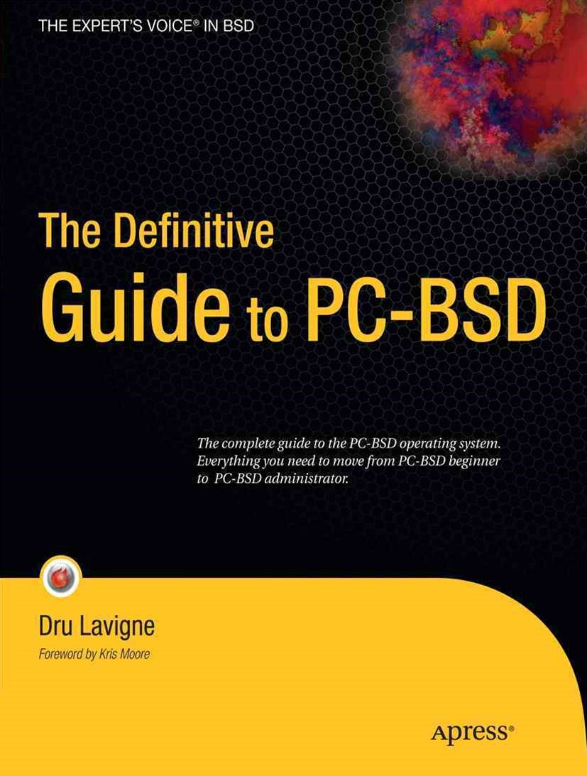 Definitive Guide to PC-BSD