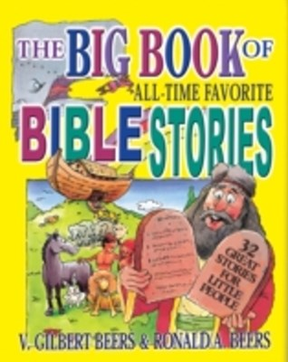 Big Book of All-Time Favorite Bible Stories (eBook)