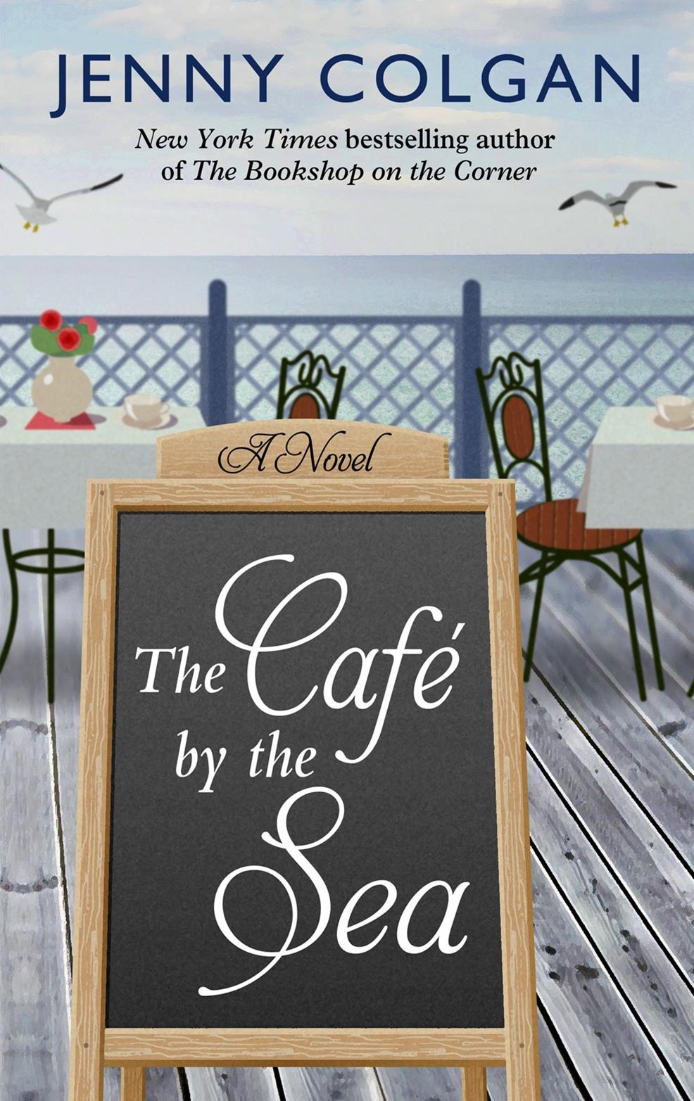 The Caf+¬ by the Sea