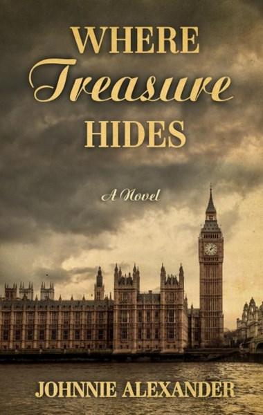 Where Treasure Hides