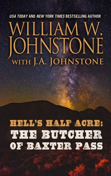 The Butcher of Baxter Pass