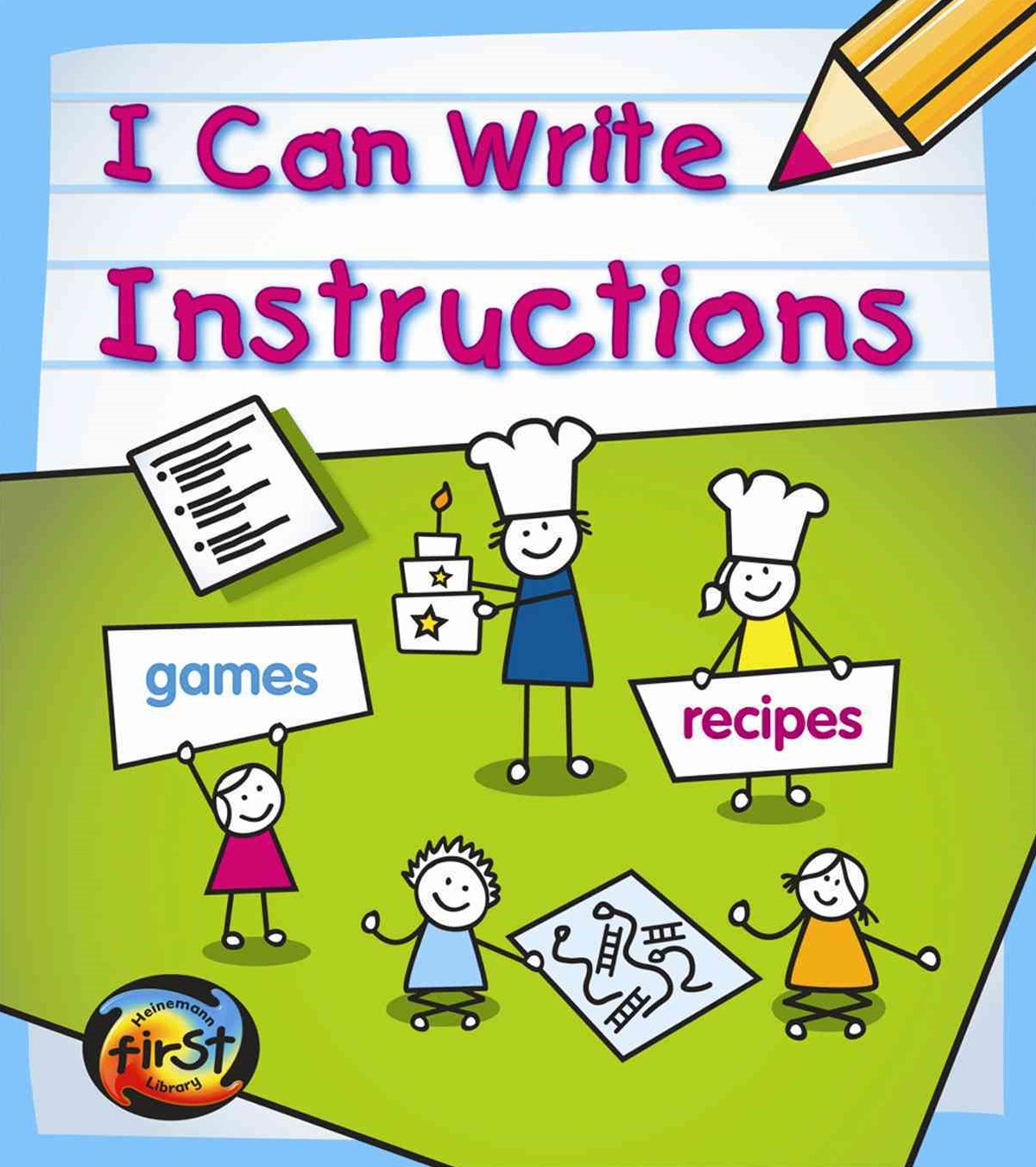 I Can Write Instructions
