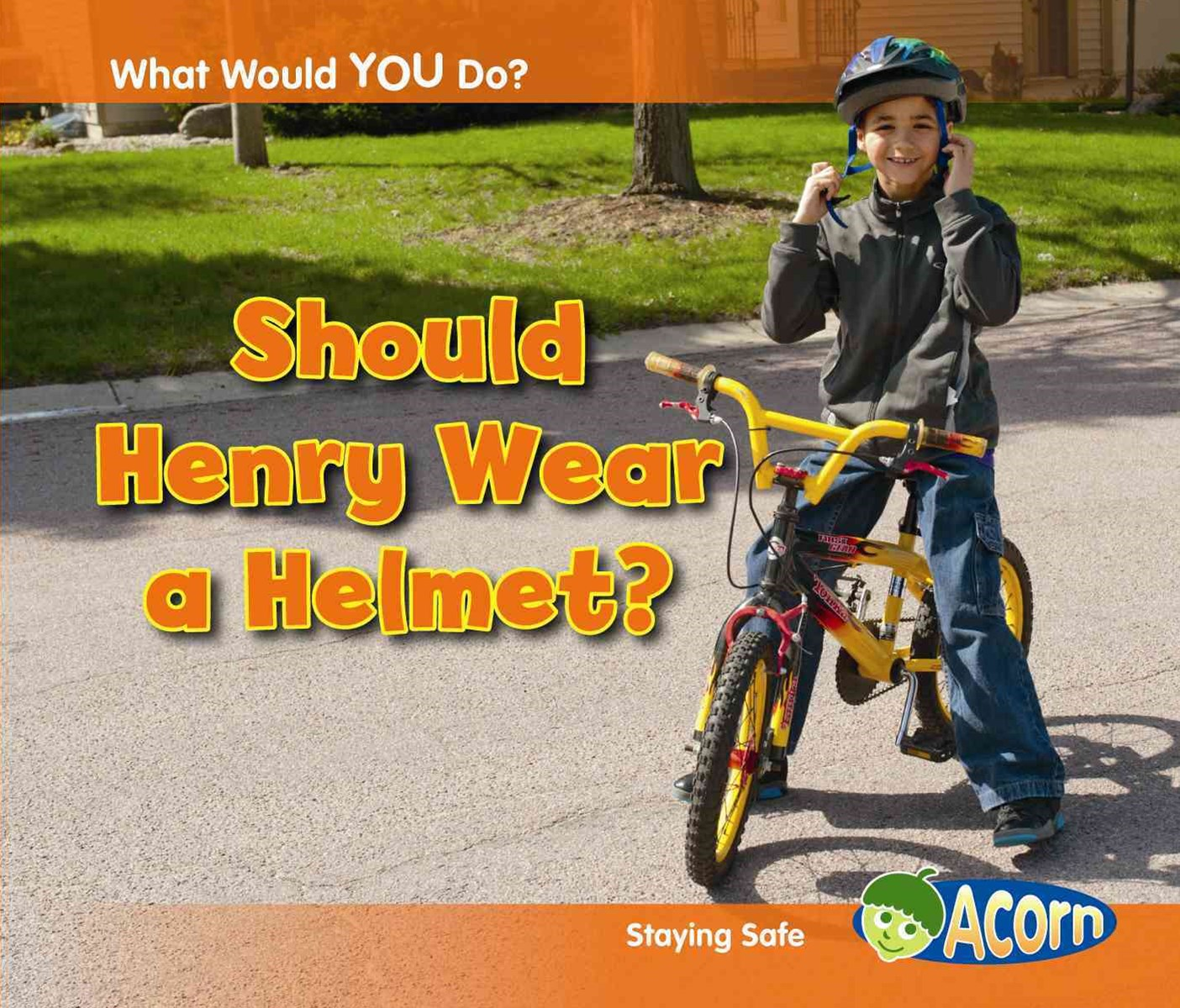 Should Henry Wear a Helmet?