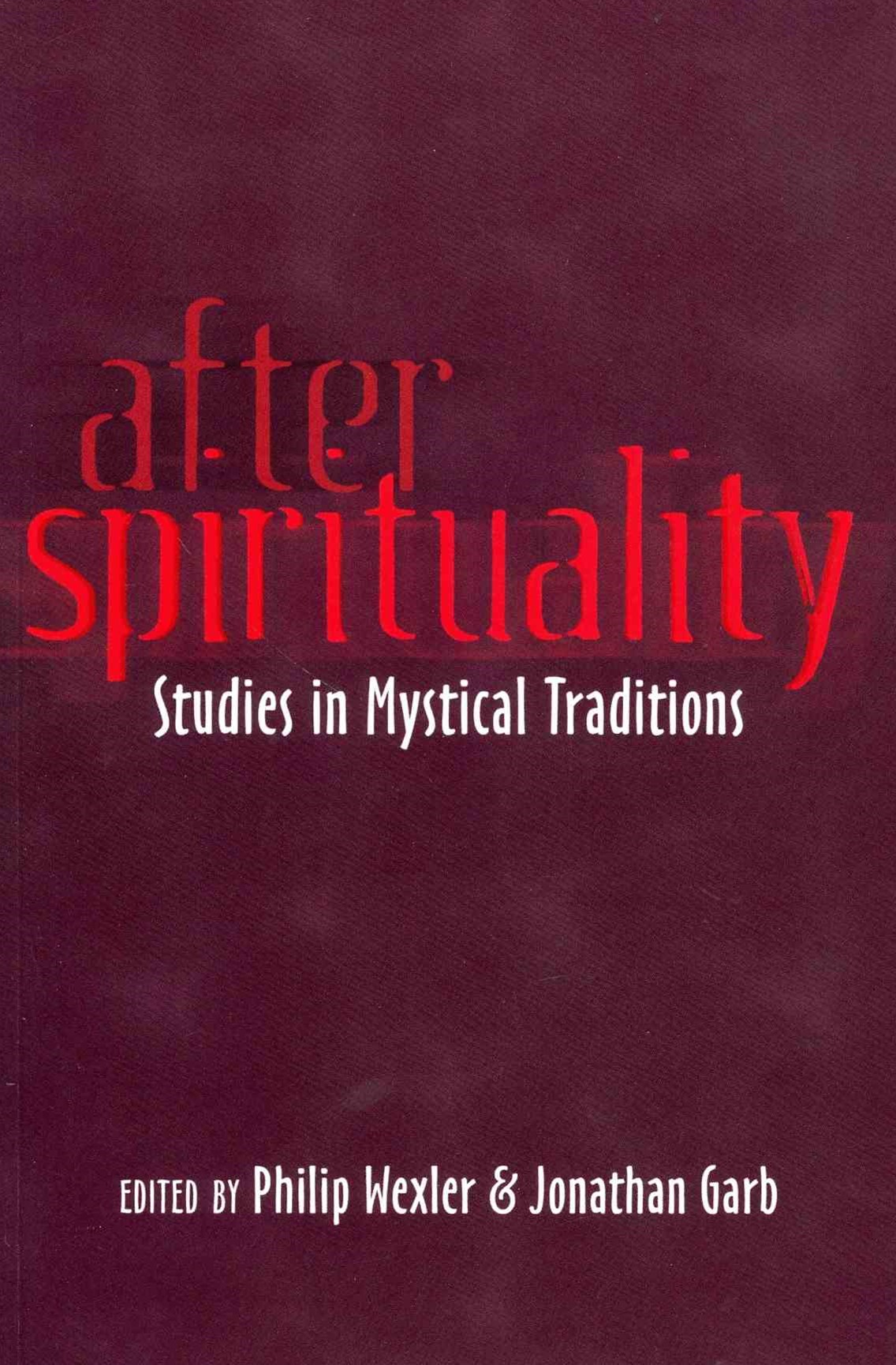 After Spirituality