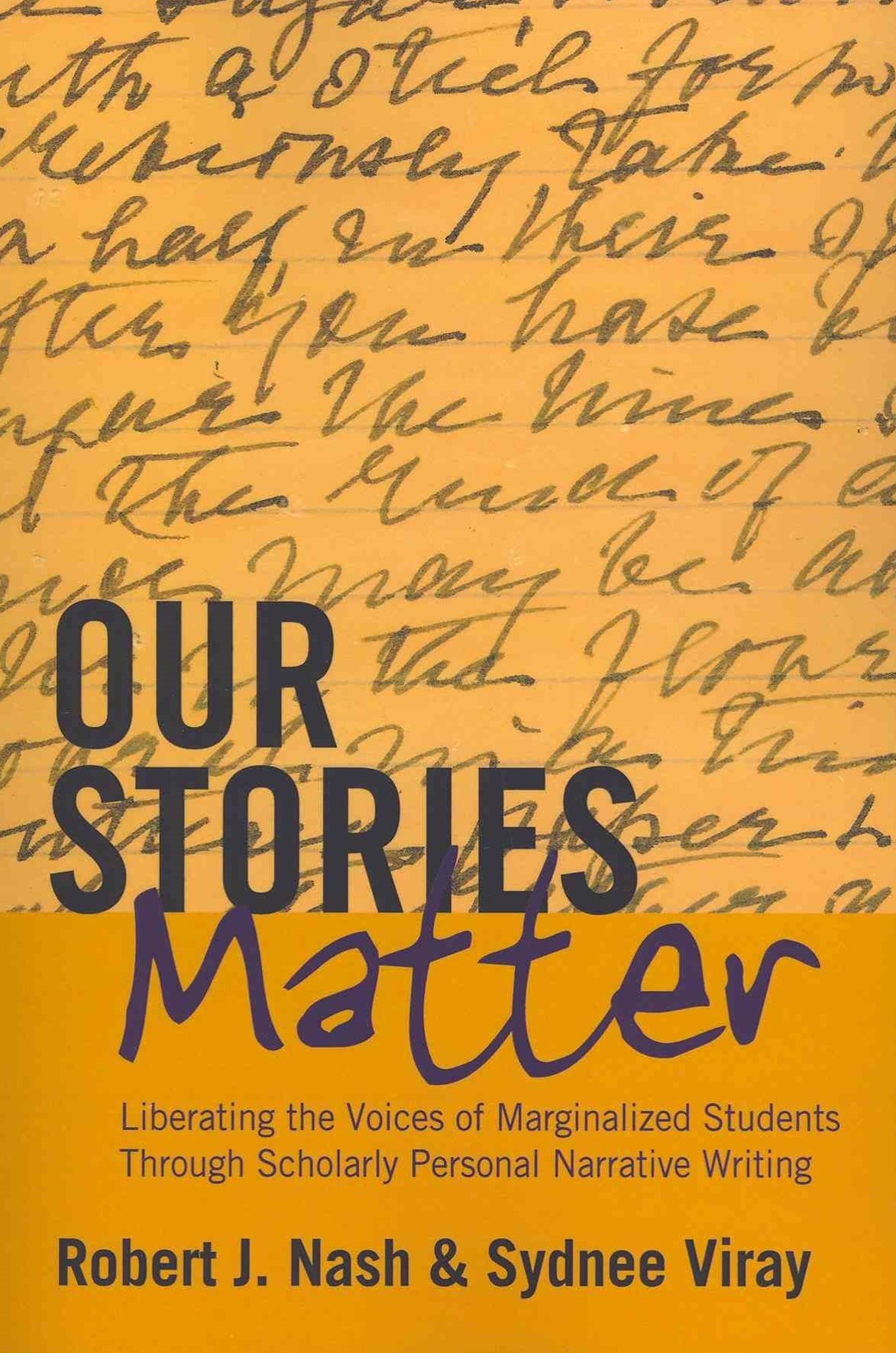 Our Stories Matter