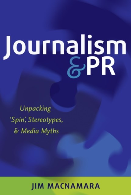 Journalism and PR