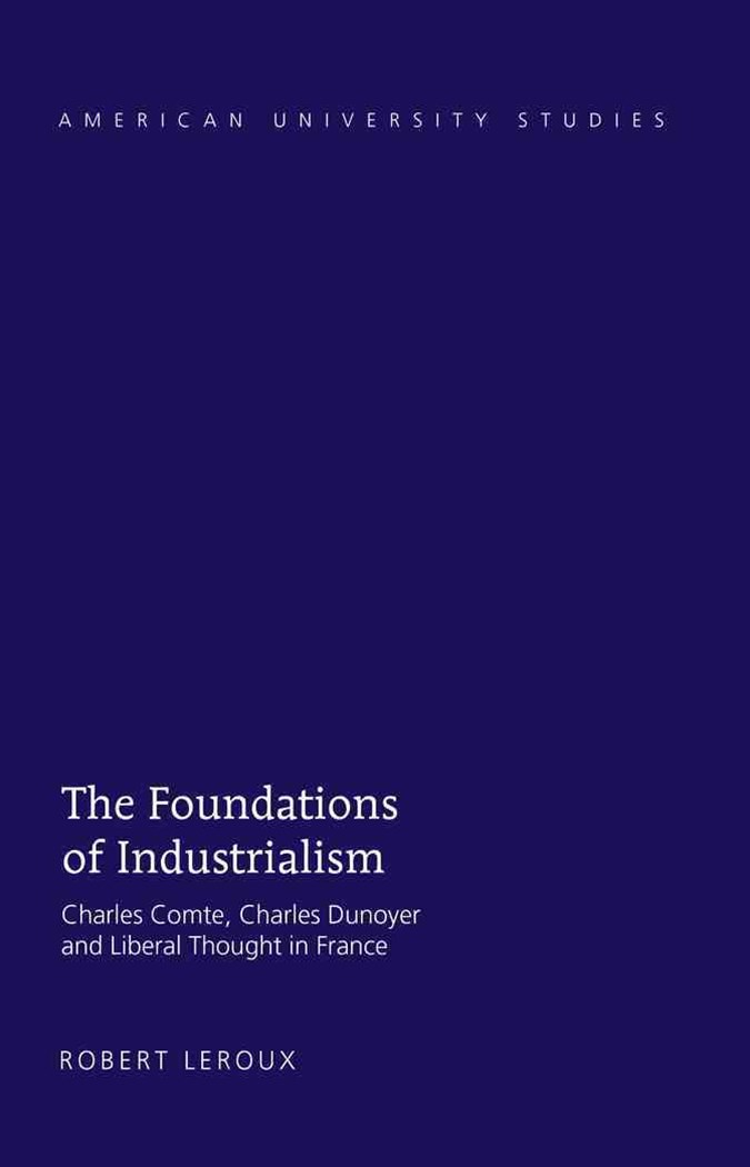 Foundations of Industrialism