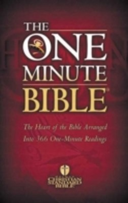 HCSB One Minute Bible