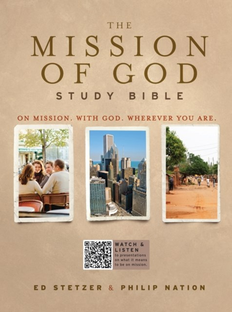 Mission of God Study Bible
