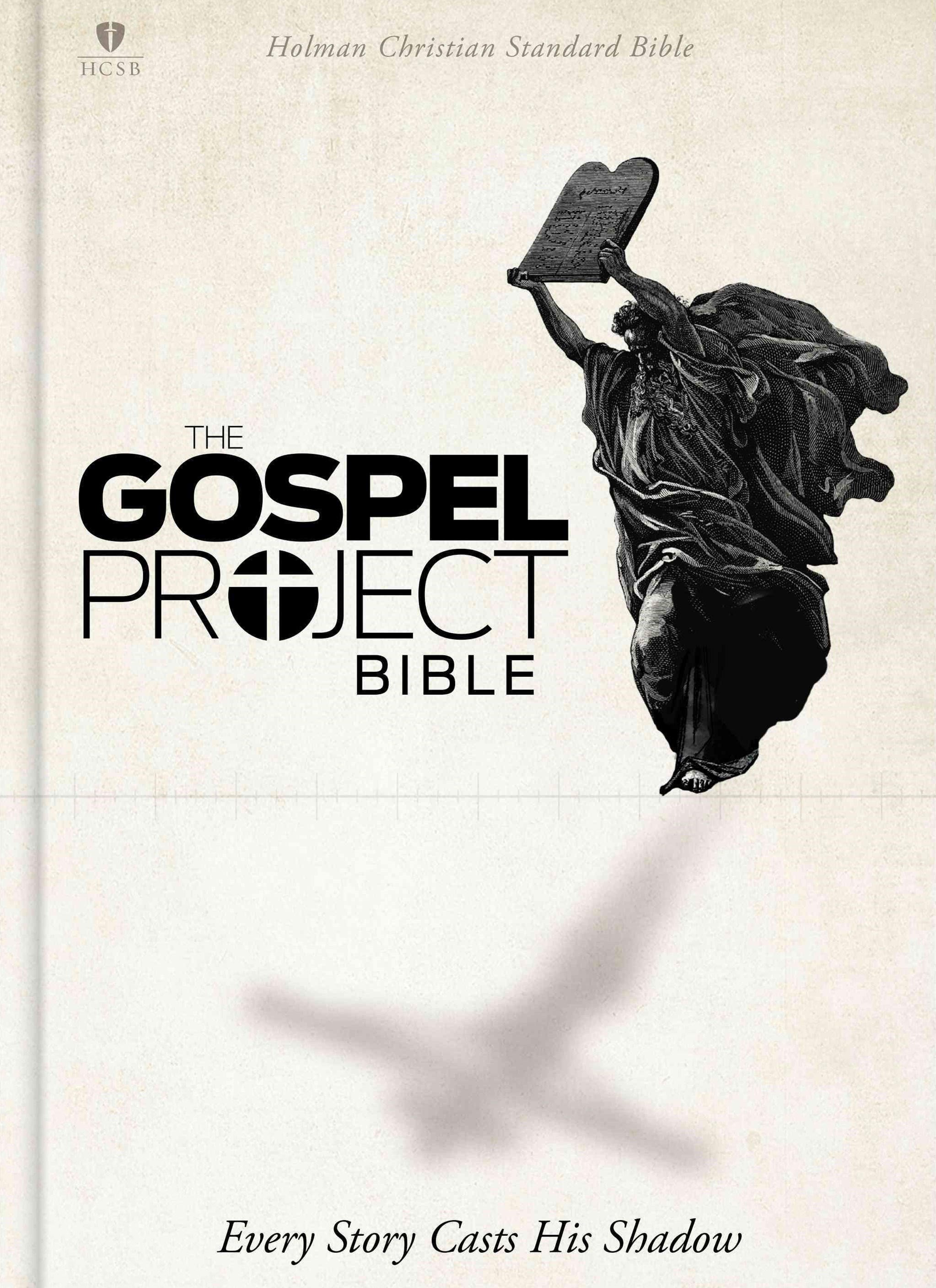 The Gospel Project Bible, Printed Hardcover