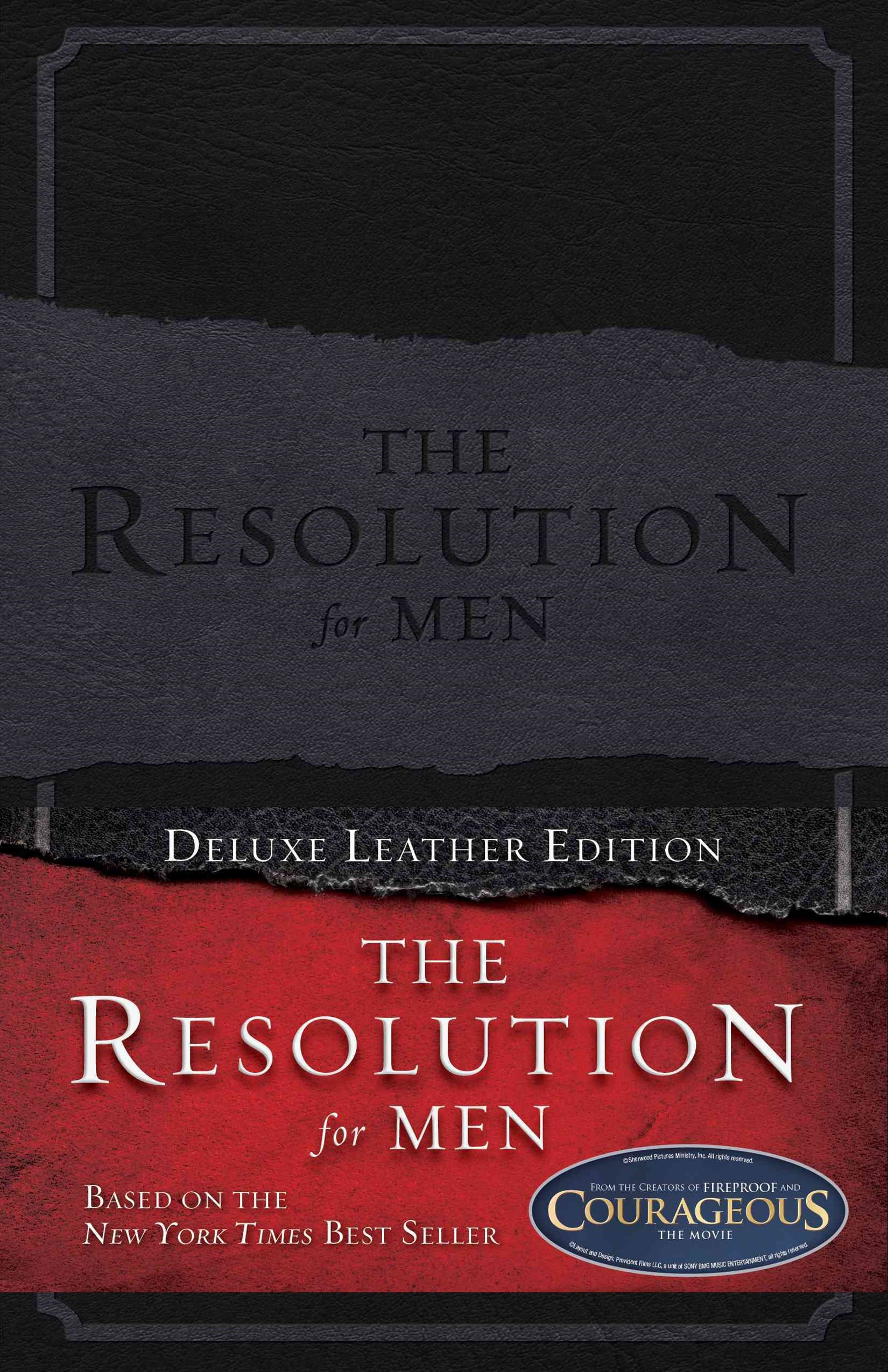 The Resolution for Men, LeatherTouch