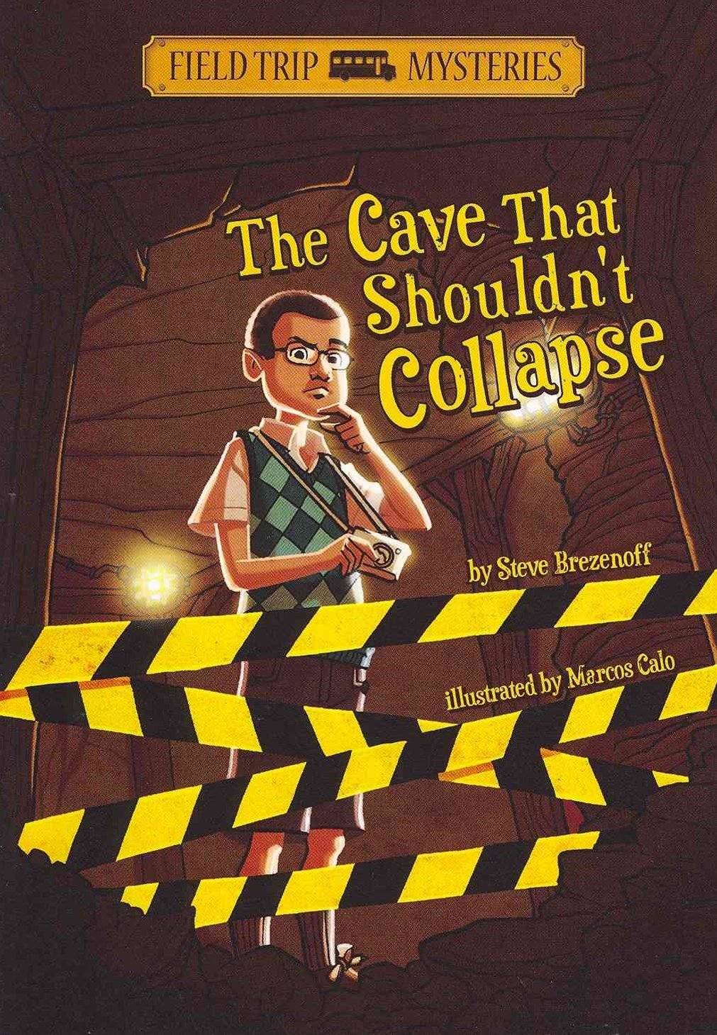 The Cave That Shouldn't Collapse