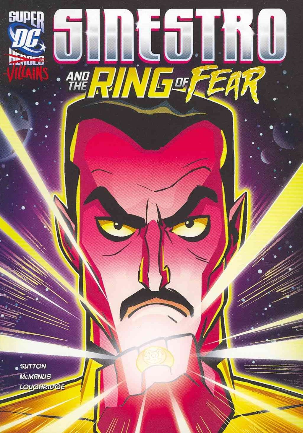 Sinestro and the Ring of Fear