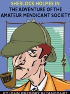 (ebook) Sherlock Holmes in The Adventure of the Amateur Mendicant Society - Crime Mystery & Thriller