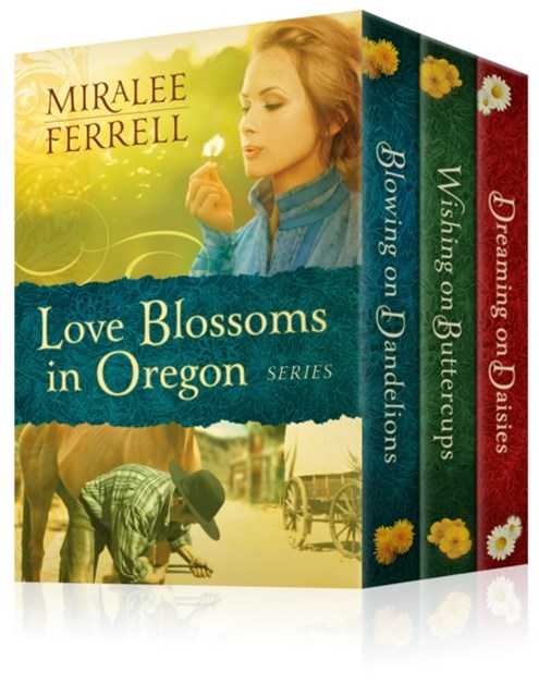 Love Blossoms in Oregon Series