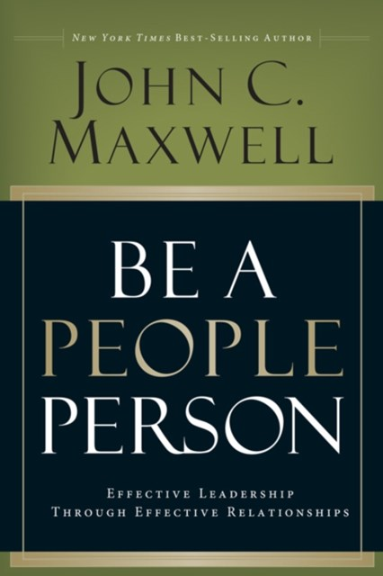 (ebook) Be A People Person