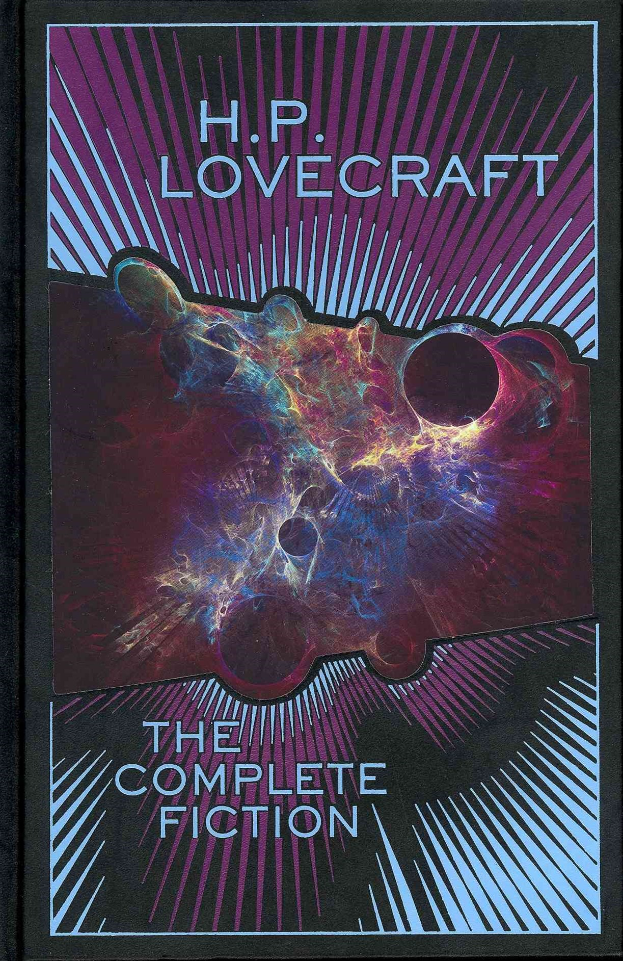 H.P. Lovecraft (Barnes & Noble Omnibus Leatherbound Classics)