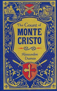 Count of Monte Cristo (Barnes & Noble Collectible Classics: Omnibus Edition) by Alexandre Dumas (9781435132115) - Leather Bound - Classic Fiction