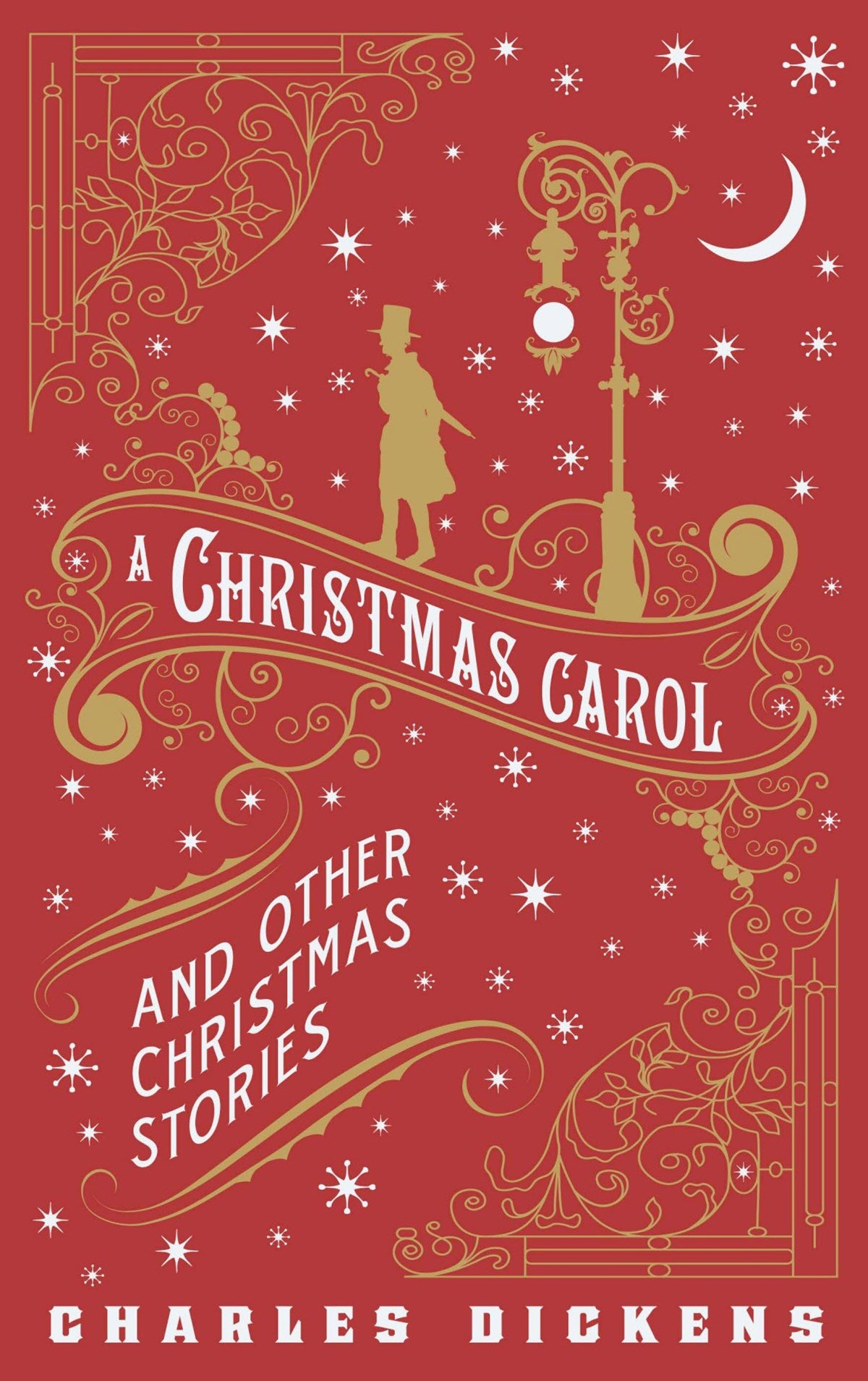 A Christmas Carol and Other Christmas Stories (Barnes & Noble Omnibus Leatherbound Classics)