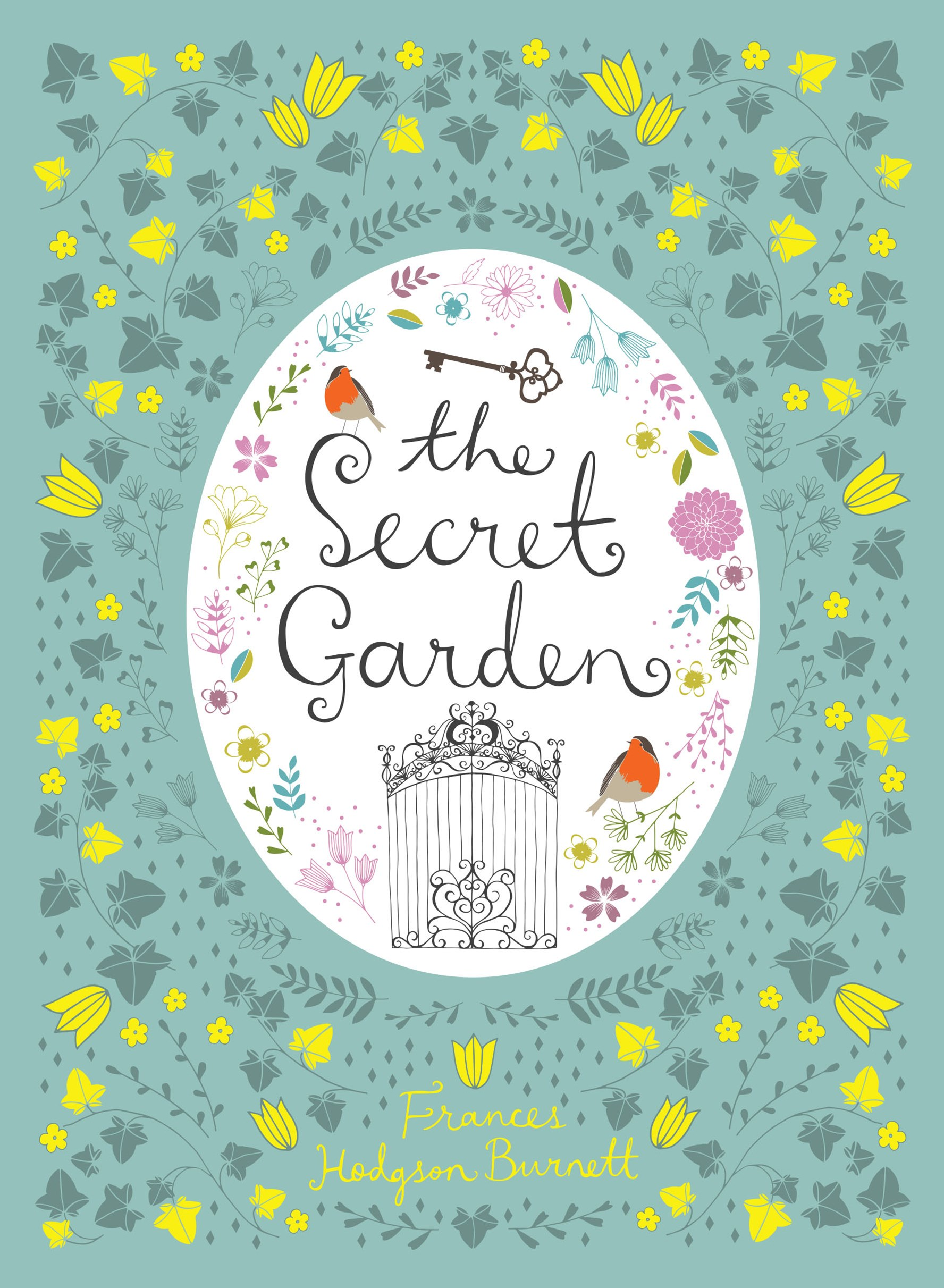 The Secret Garden (Barnes & Noble Children's Leatherbound Classics)