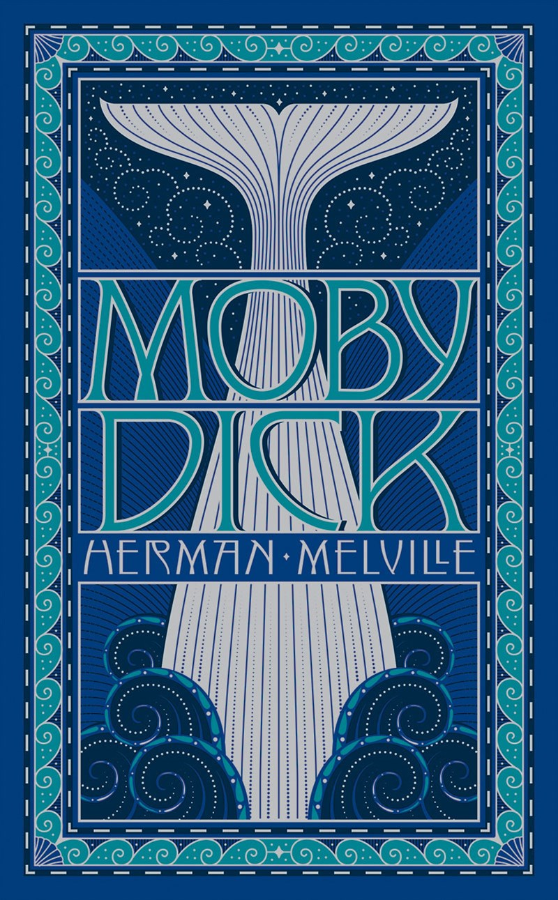 Moby-Dick (Barnes & Noble Omnibus Leatherbound Classics)