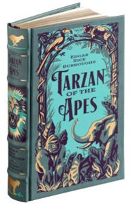 Tarzan of the Apes (Barnes & Noble Omnibus Leatherbound Classics)