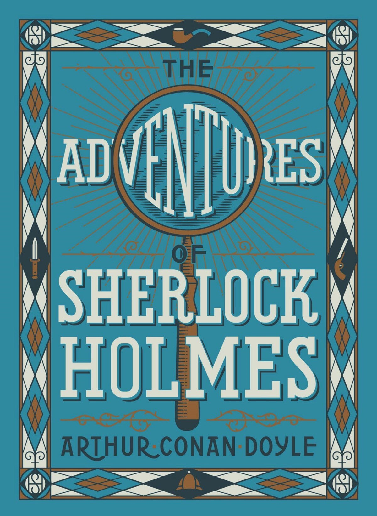 The Adventures of Sherlock Holmes (Barnes & Noble Children's Leatherbound Classics)