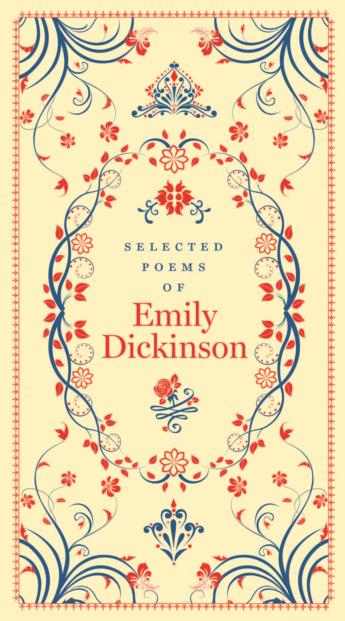 Selected Poems of Emily Dickinson (Barnes & Noble Pocket Size Leatherbound Classics)