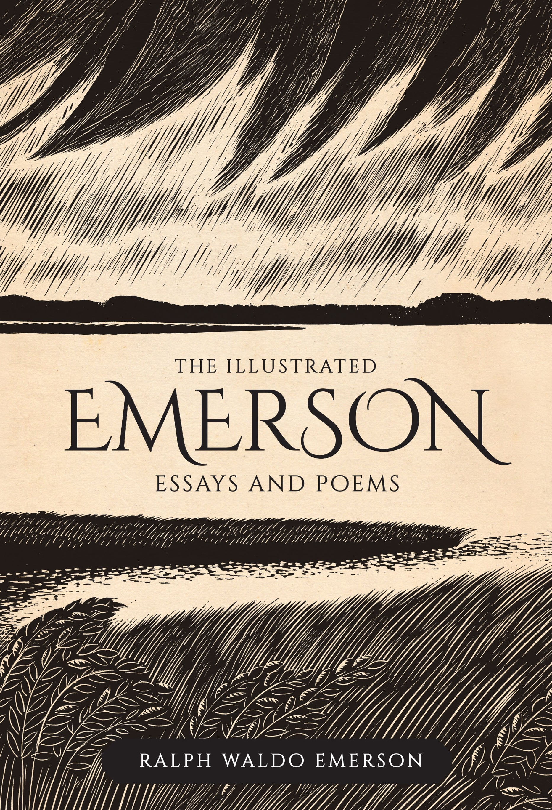 The Illustrated Emerson: Essays & Poems