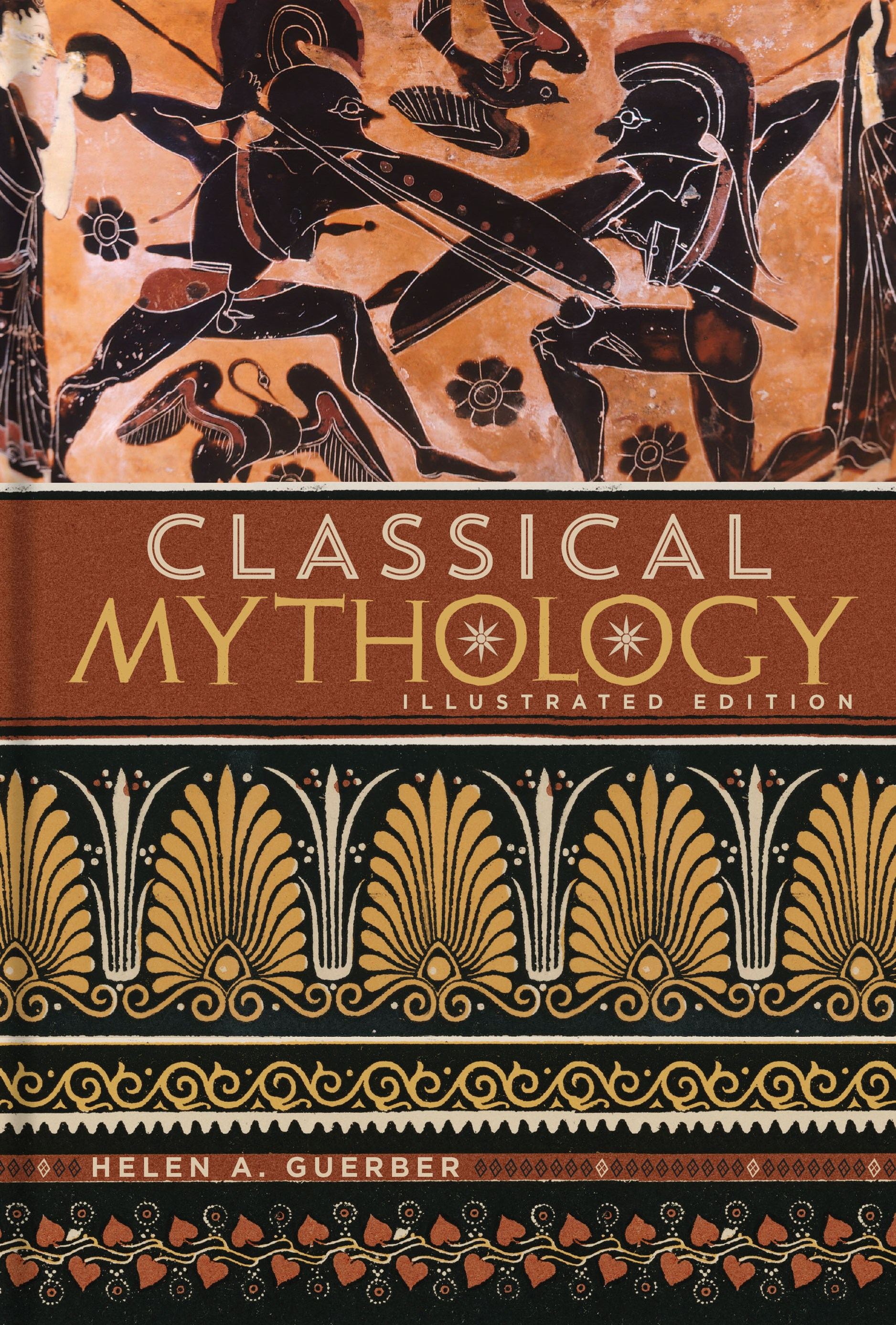 Classical Mythology: Illustrated Edition