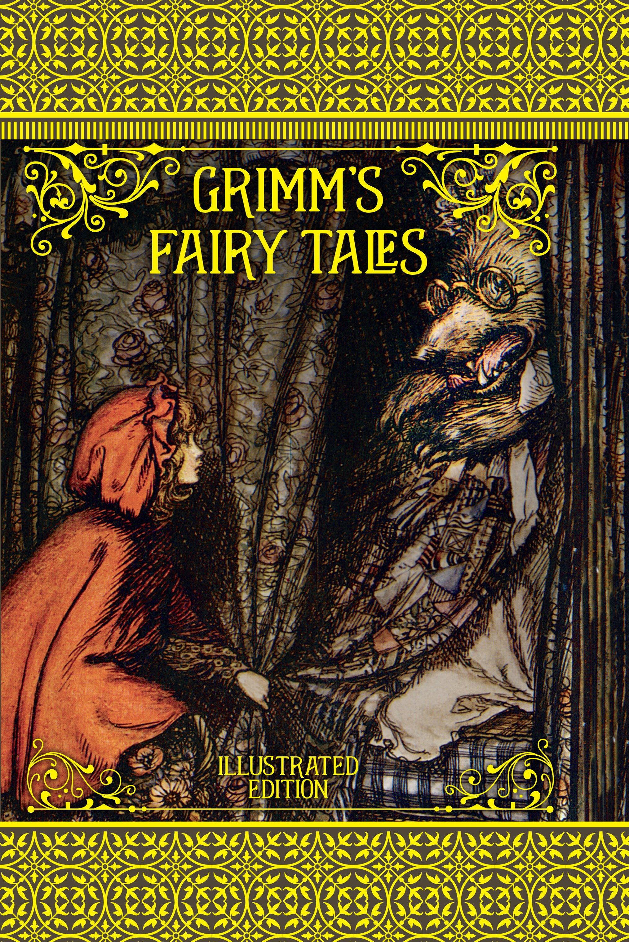 Grimm's Fairy Tales:Illustrated Edition
