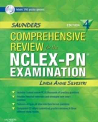 (ebook) Saunders Comprehensive Review for the NCLEX-PN(R) Examination