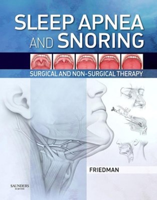 (ebook) Sleep Apnea and Snoring E-Book