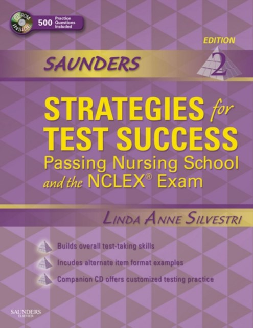 (ebook) Saunders Strategies for Test Success