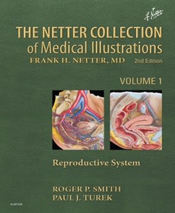 (ebook) Netter Collection of Medical Illustrations: Reproductive System E-Book - Reference Medicine
