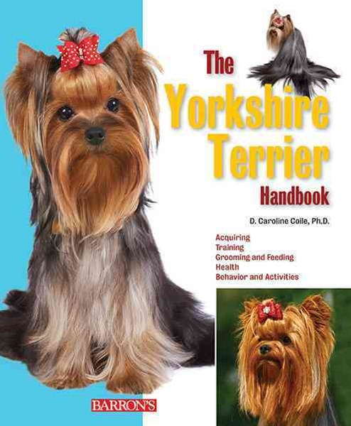 The Yorkshire Terrier Handbook