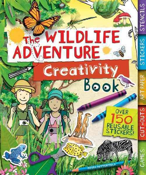 The Wildlife Adventure Creativity Book