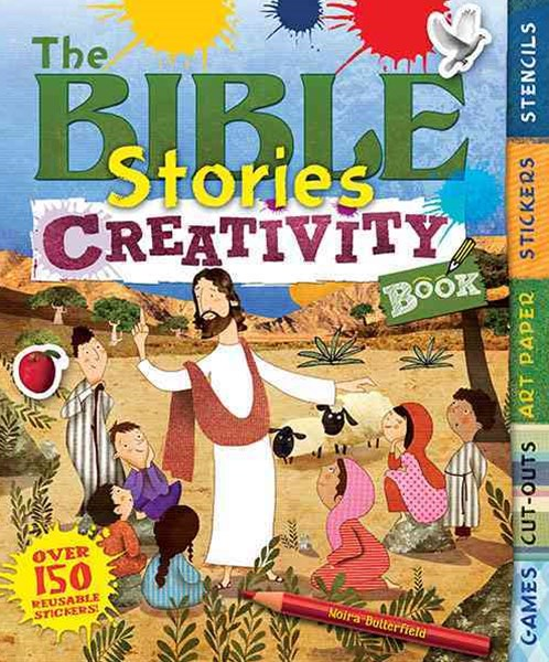 Bible Stories Creativity Book