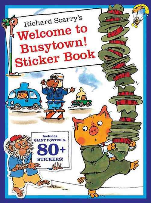 Richard Scarry's Welcome to Busytown!