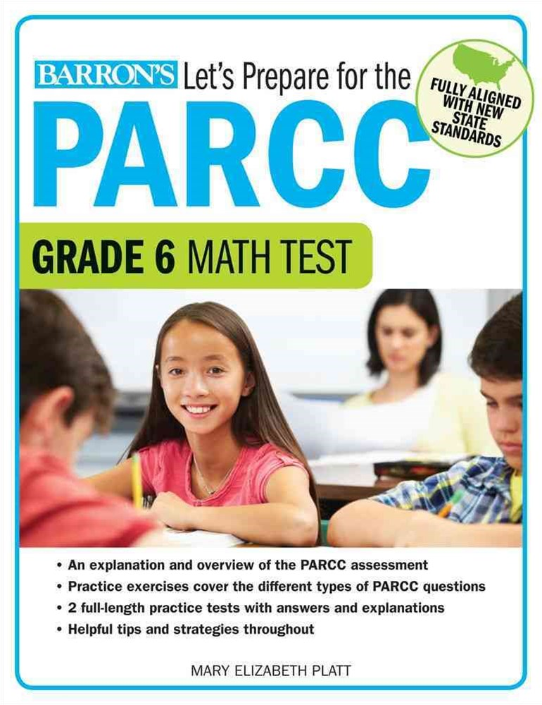 Let's Prepare for the PARCC Grade 6 Math Test