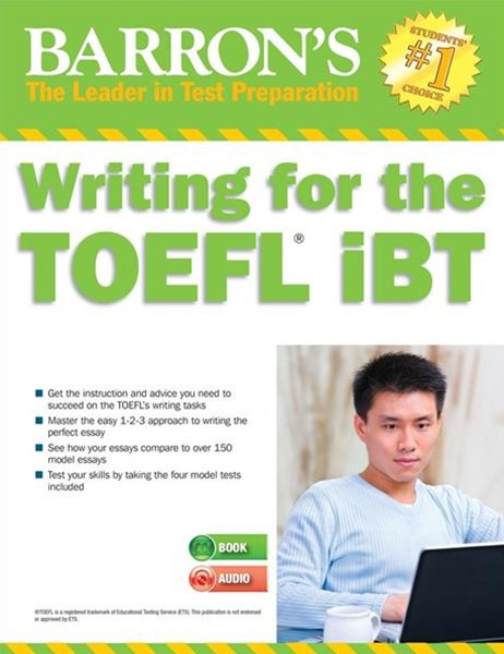 Writing for the TOEFL IBT with MP3 CD, 6th Edition