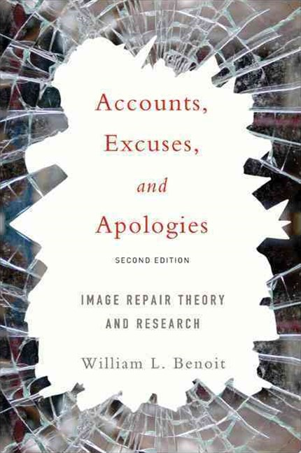 Accounts, Excuses, and Apologies