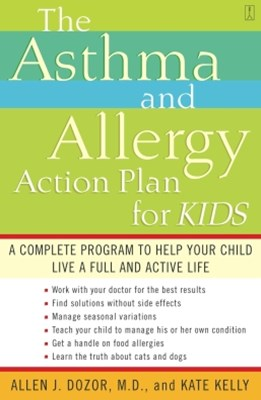 (ebook) The Asthma and Allergy Action Plan for Kids